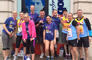 Hobs Manchester 10 run 10k on the 10th