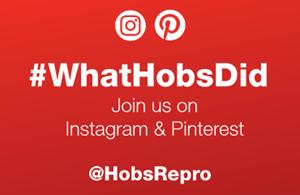 Join us on Instagram & Pinterest!