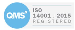 Hobs ISO 14001